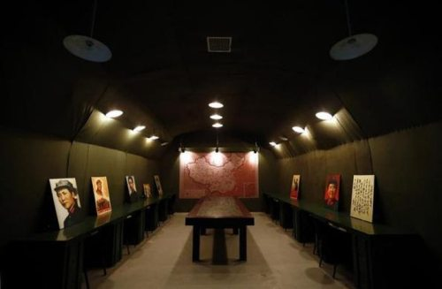 Στρατιωτικό εστιατόριο στην Κίνα (8)
