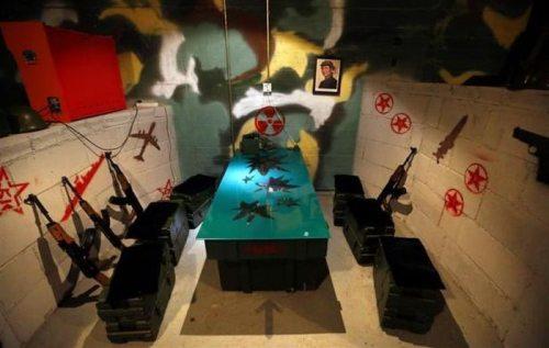 Στρατιωτικό εστιατόριο στην Κίνα (9)