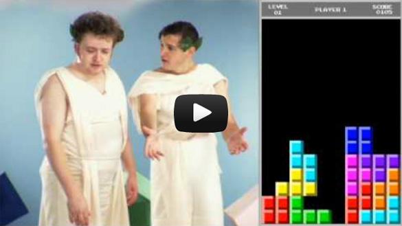 Ο θεός του Tetris
