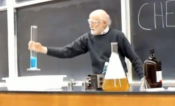 Όταν η χημεία γίνεται απίστευτα διασκεδαστική