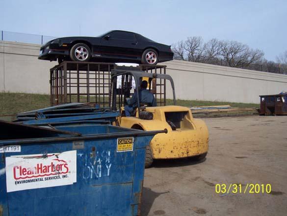 Εκδίκηση για παράνομο παρκάρισμα (2)