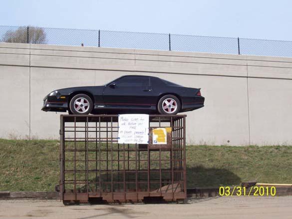 Εκδίκηση για παράνομο παρκάρισμα (3)