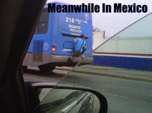 Εν τω μεταξύ, στο Μεξικό... (5)