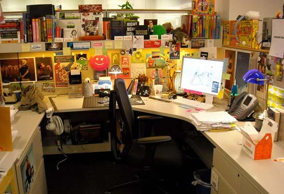 Εντυπωσιακά γραφεία στο σπίτι (5)