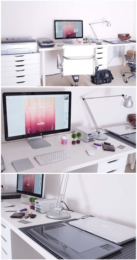 Εντυπωσιακά γραφεία στο σπίτι (9)