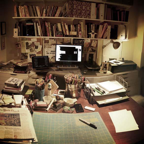 Εντυπωσιακά γραφεία στο σπίτι (16)