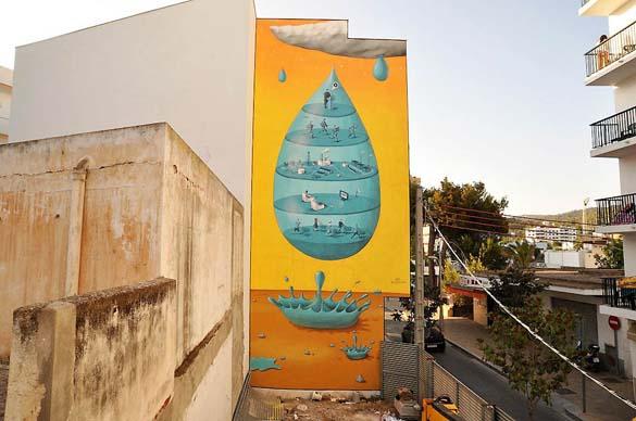 Εντυπωσιακά graffiti μεγάλης κλίμακας (5)