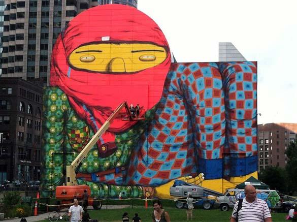 Εντυπωσιακά graffiti μεγάλης κλίμακας (12)