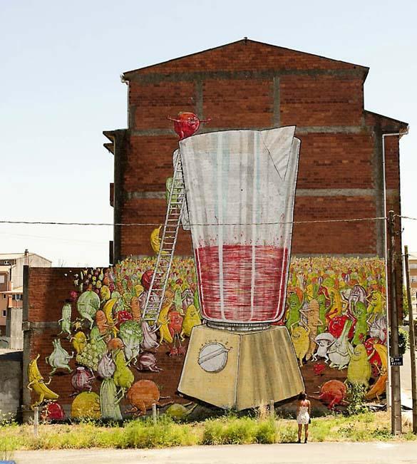 Εντυπωσιακά graffiti μεγάλης κλίμακας (15)