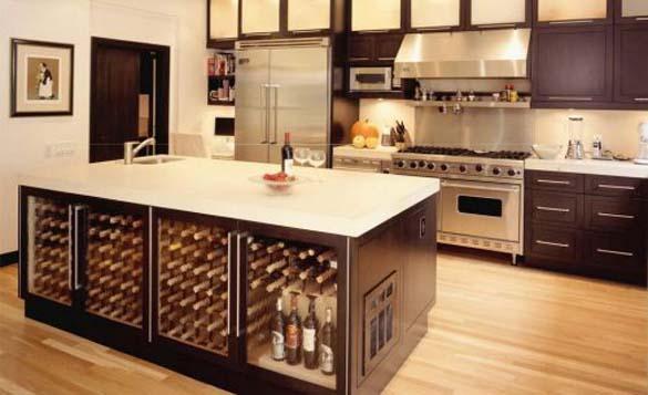 Εντυπωσιακές κουζίνες για κάθε γούστο (15)
