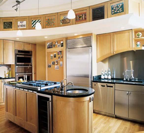 Εντυπωσιακές κουζίνες για κάθε γούστο (32)