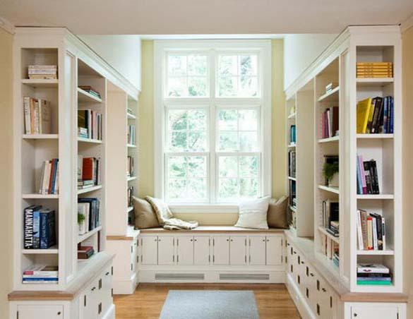 Εντυπωσιακές βιβλιοθήκες στο σπίτι (15)