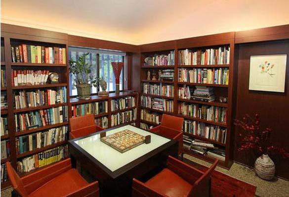 Εντυπωσιακές βιβλιοθήκες στο σπίτι (21)