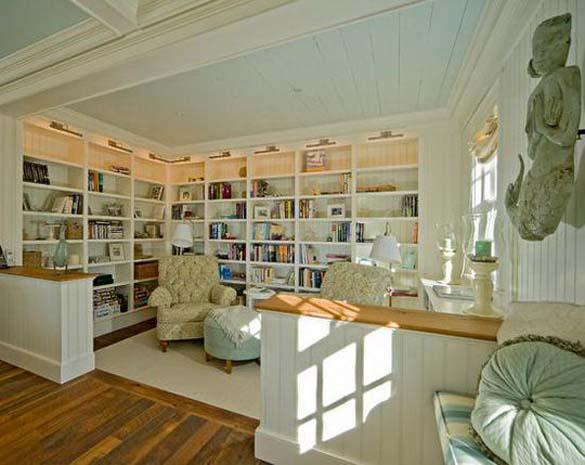 Εντυπωσιακές βιβλιοθήκες στο σπίτι (22)