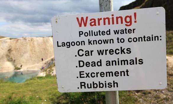 Μια επικίνδυνη λίμνη στην Αγγλία (1)