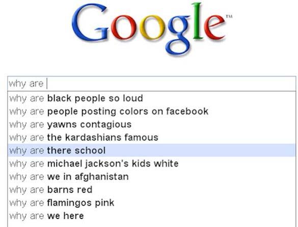 Η αστεία πλευρά του Google (3)