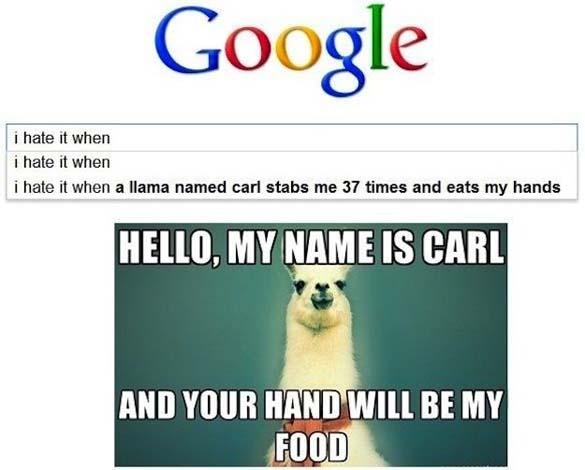 Η αστεία πλευρά του Google (17)