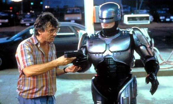 Σπάνιες φωτογραφίες από τα γυρίσματα του RoboCop (23)