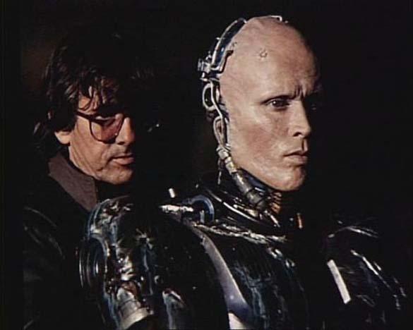 Σπάνιες φωτογραφίες από τα γυρίσματα του RoboCop (29)