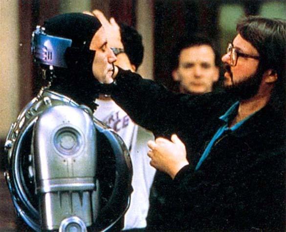 Σπάνιες φωτογραφίες από τα γυρίσματα του RoboCop (31)