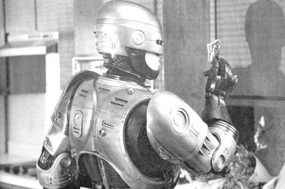 Σπάνιες φωτογραφίες από τα γυρίσματα του RoboCop (37)