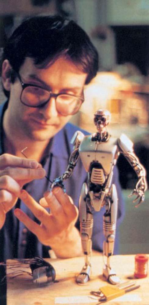 Σπάνιες φωτογραφίες από τα γυρίσματα του RoboCop (50)