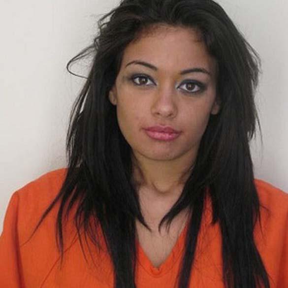 Φωτογραφίες συλληφθέντων: Όμορφες και επικίνδυνες (1)