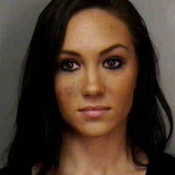 Φωτογραφίες συλληφθέντων: Όμορφες και επικίνδυνες (9)
