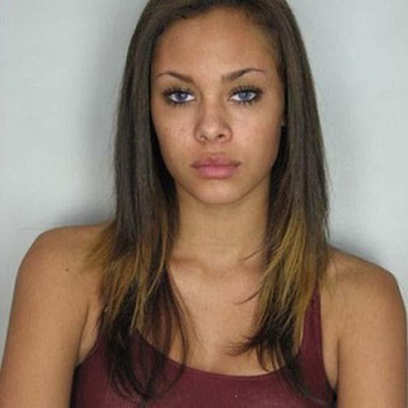 Φωτογραφίες συλληφθέντων: Όμορφες και επικίνδυνες (16)