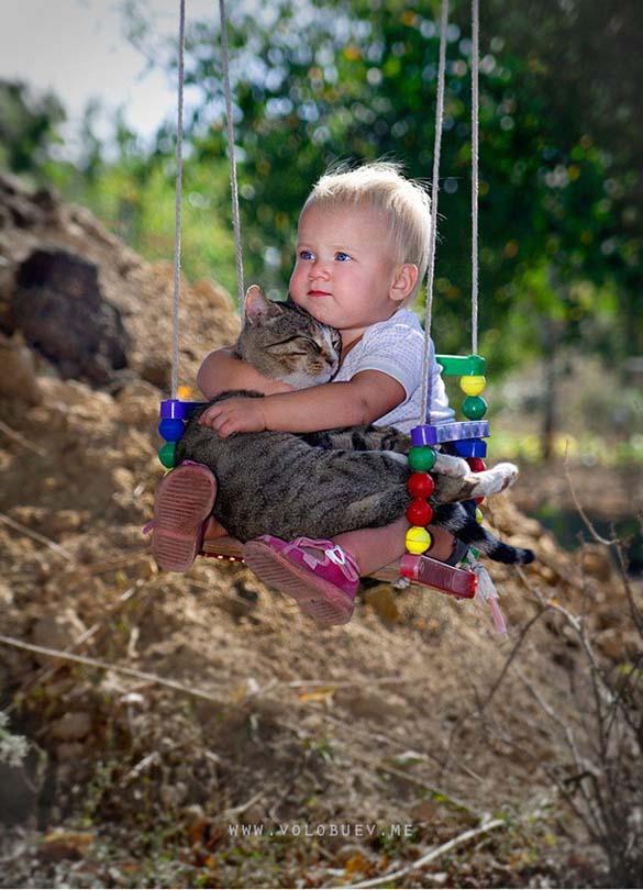 Γάτες και μωρά (25)