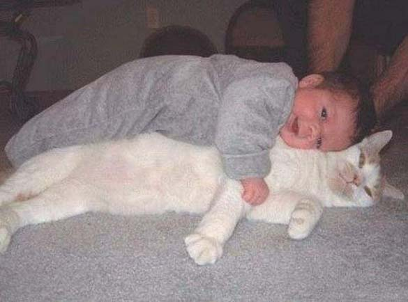 Γάτες και μωρά (24)