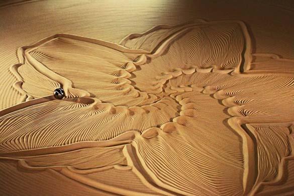 Γλυπτά από άμμο (8)