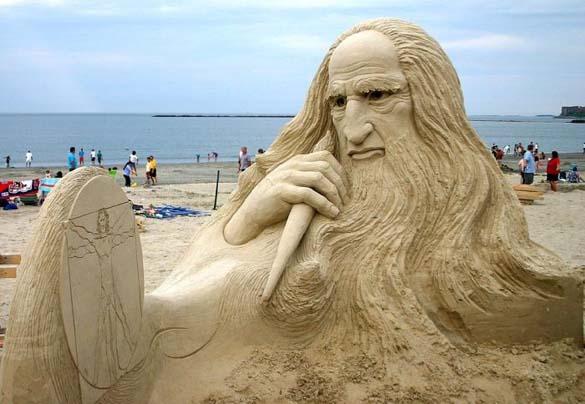 Γλυπτά από άμμο (16)