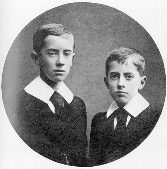 Ιστορικά πρόσωπα σε νεαρή ηλικία (1)