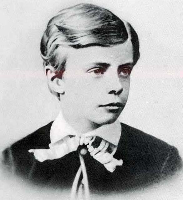 Ιστορικά πρόσωπα σε νεαρή ηλικία (19)