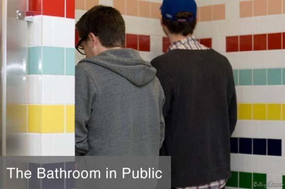 Καθημερινές δραστηριότητες: Πως το κάνεις δημόσια και πως όταν δεν σε βλέπουν (7)