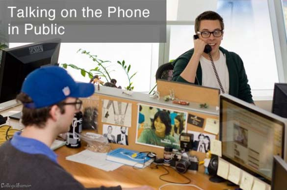 Καθημερινές δραστηριότητες: Πως το κάνεις δημόσια και πως όταν δεν σε βλέπουν (9)