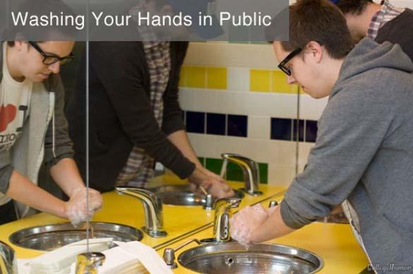 Καθημερινές δραστηριότητες: Πως το κάνεις δημόσια και πως όταν δεν σε βλέπουν (19)