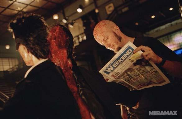 Στα παρασκήνια των αιματηρών σκηνών της ταινίας Kill Bill (2)