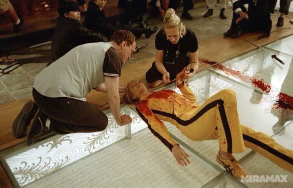 Στα παρασκήνια των αιματηρών σκηνών της ταινίας Kill Bill (3)