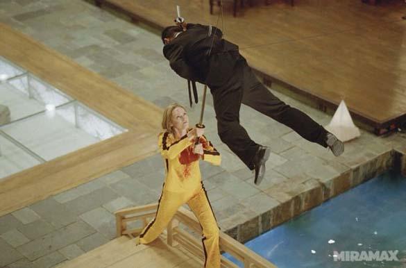 Στα παρασκήνια των αιματηρών σκηνών της ταινίας Kill Bill (4)