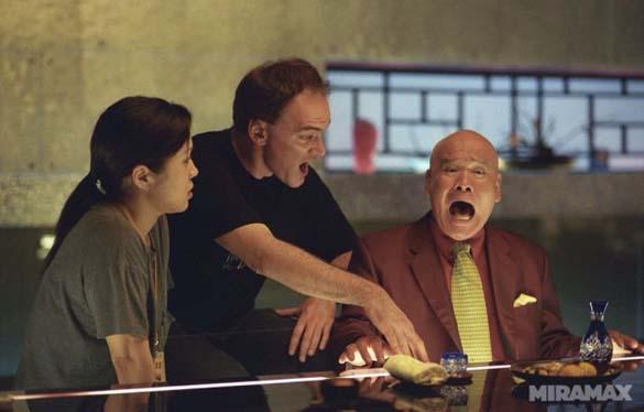Στα παρασκήνια των αιματηρών σκηνών της ταινίας Kill Bill (5)
