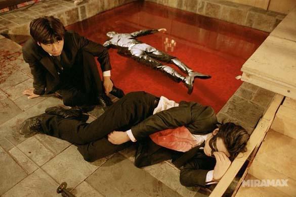 Στα παρασκήνια των αιματηρών σκηνών της ταινίας Kill Bill (9)