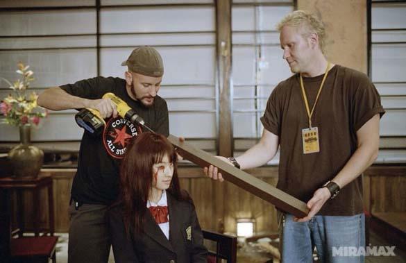 Στα παρασκήνια των αιματηρών σκηνών της ταινίας Kill Bill (10)