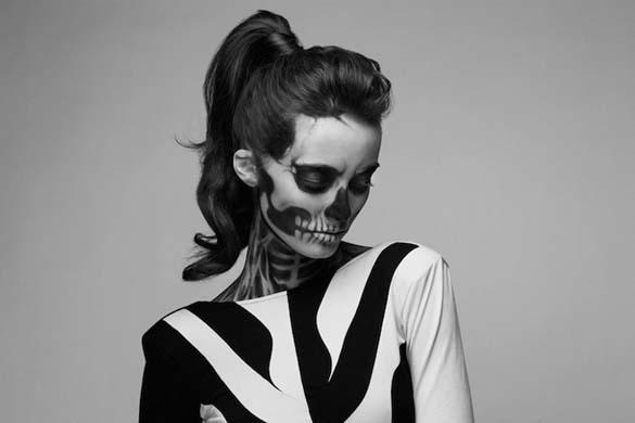 Το κορίτσι - σκελετός (3)
