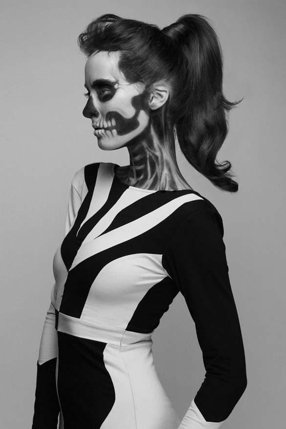 Το κορίτσι - σκελετός (4)