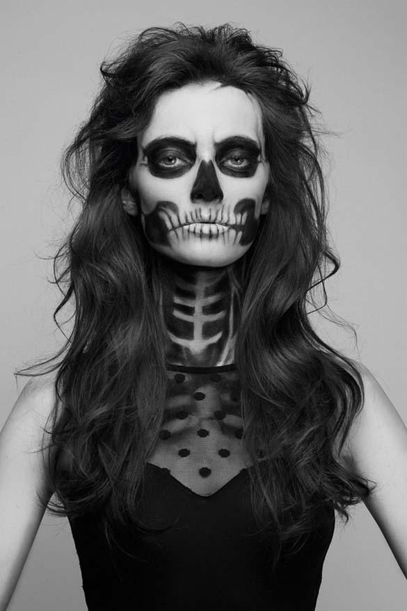 Το κορίτσι - σκελετός (5)