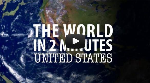 Ο κόσμος σε 2 λεπτά