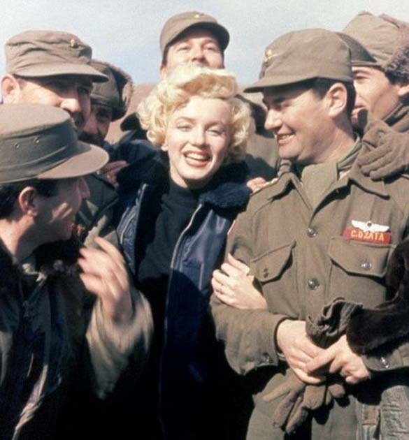Marilyn Monroe (19)