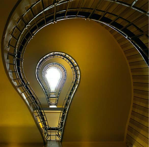 Μοναδικές και περίεργες σκάλες απ' όλο τον κόσμο (12)